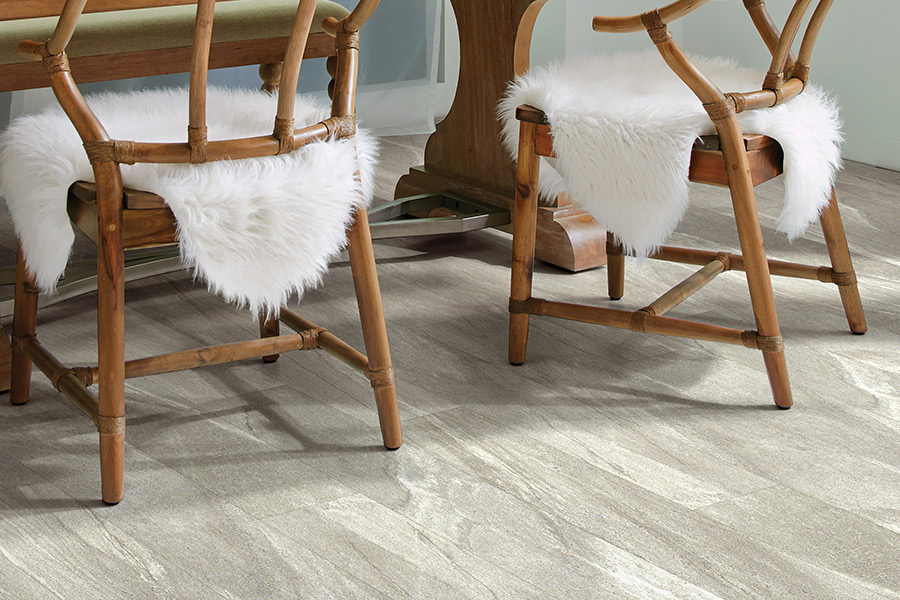 Luxury vinyl plank (LVP) flooring in Indian Wells, CA from Prestige Flooring Center