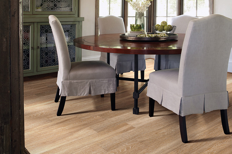 The Cathedral City area's best luxury vinyl flooring store is Prestige Flooring Center