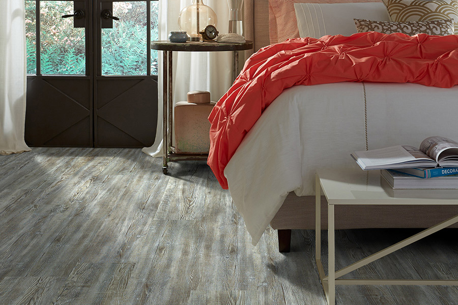 Wood look waterproof flooring in Fallbrook, CA from Precision Flooring