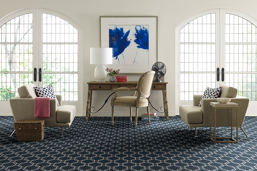 Modern carpeting in Mount Airy, MD from Mercer Carpet One