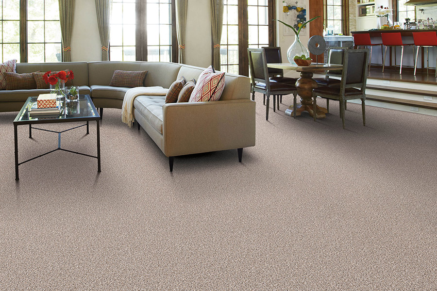 Beautiful textured carpet in Ormond Beach, FL from Discount Quality Flooring