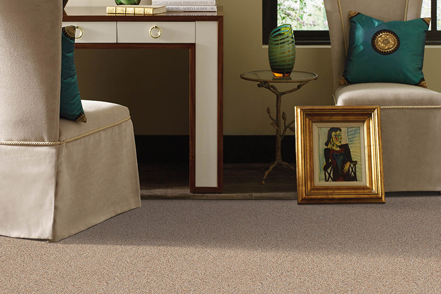 Beautiful textured carpet in Frankford, DE from Paul Morin's Floor & Wall Design