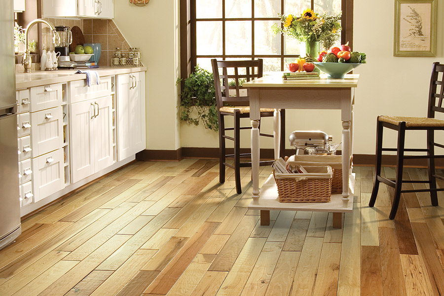 Farm house wood floors in St Louis MO from Beseda Flooring & More