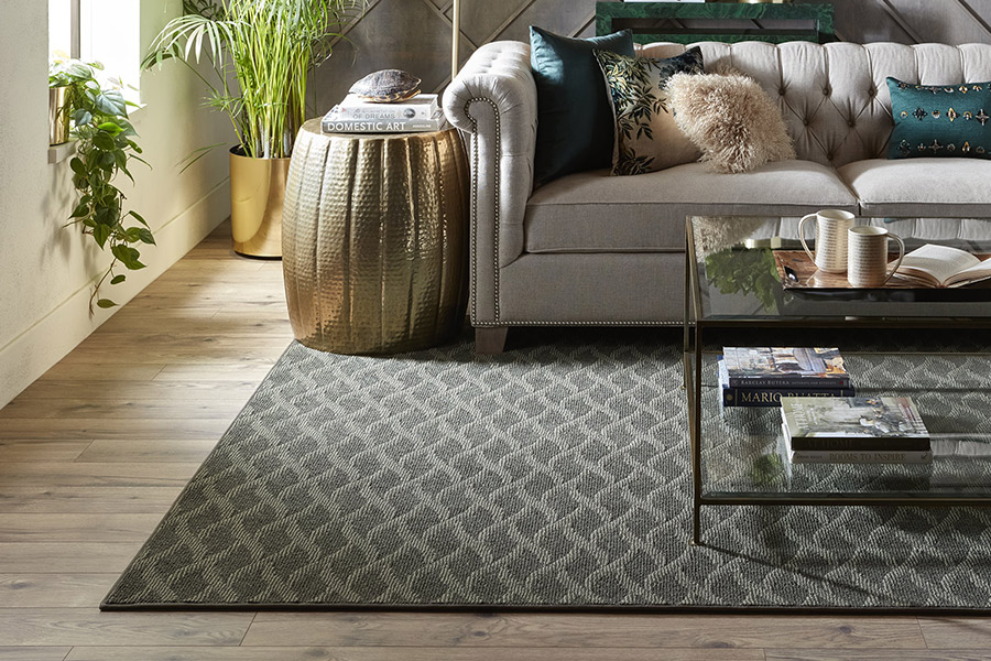 Modern area rugs in Washington, IL from Vonderheide Floor Covering
