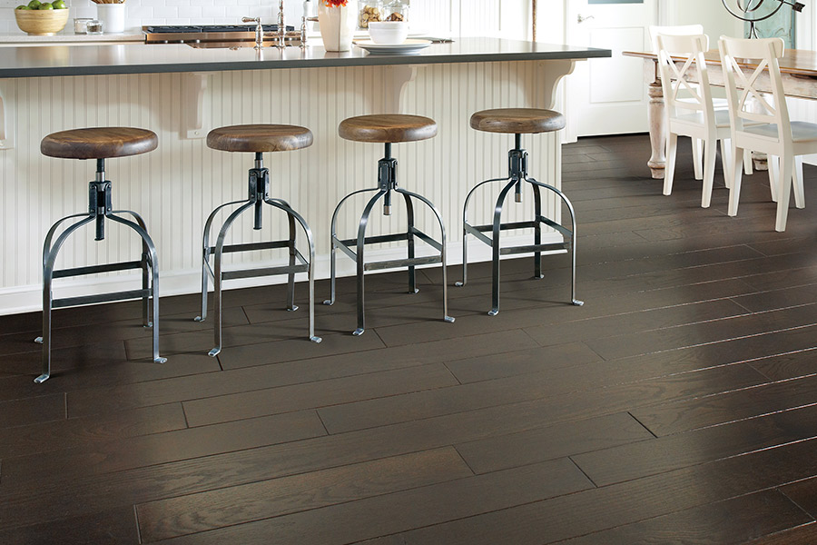 Contemporary wood flooring in Murrieta, CA from Precision Flooring