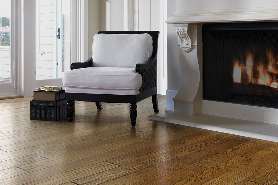 Hardwood floor installation in Metairie, LA from Floorco - Madisonville