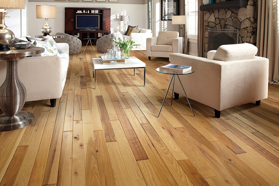 hardwood floors in Lauderdale County TN from Premier Floor Center