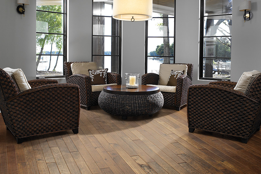Modern hardwood flooring ideas in Rio Rancho, NM from House of Floors