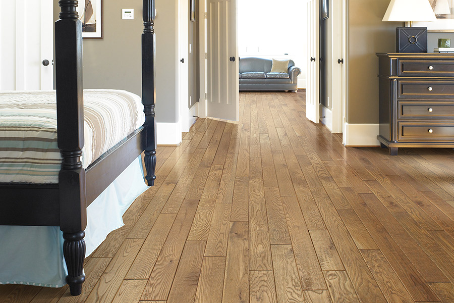 Contemporary wood flooring in Hendersonville, TN from H&T Carpets, Inc