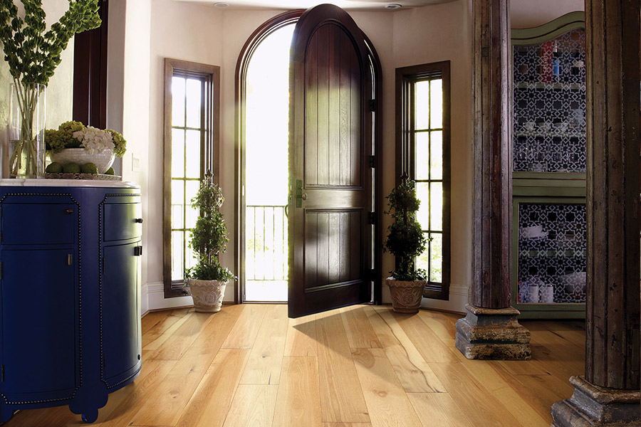 Contemporary wood flooring in Fort Worth, TX from Flooring Direct