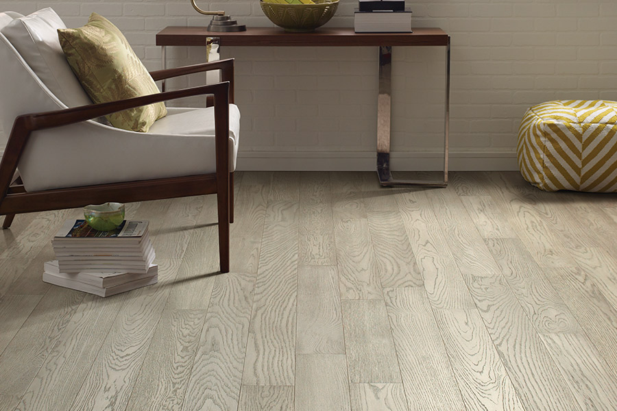 The Campbell area's best hardwood flooring store is Lambert & Sons Floor Covering