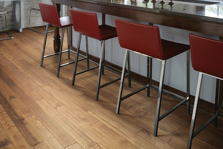 The Delray Beach, FL area's best hardwood flooring store is H&H Carpet Co.