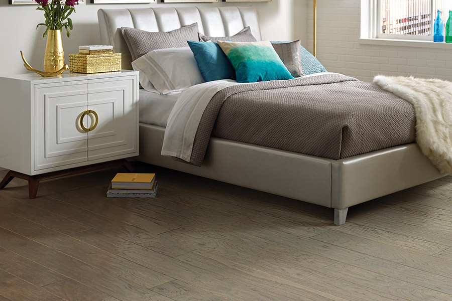 Contemporary wood flooring in Oklahoma City, OK from Smith Carpet & Tile Center