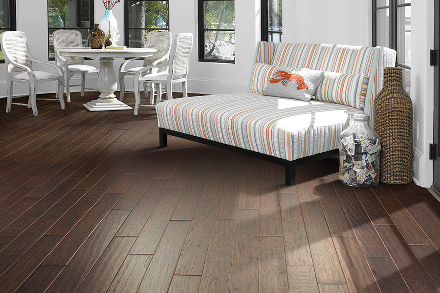 Contemporary wood flooring in Germantown, TN from Cordova Carpet