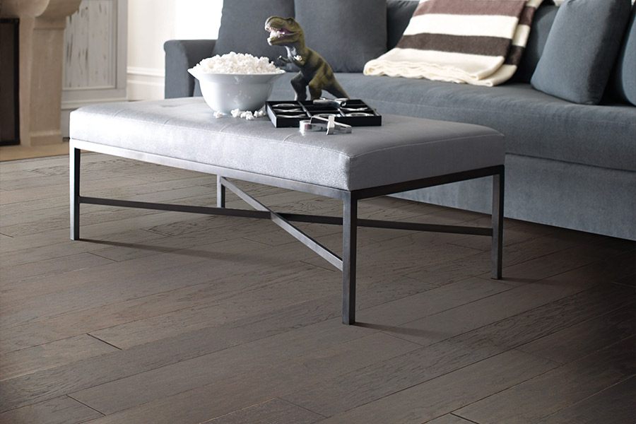 Contemporary wood flooring in Marietta, GA from Earl Smith Flooring