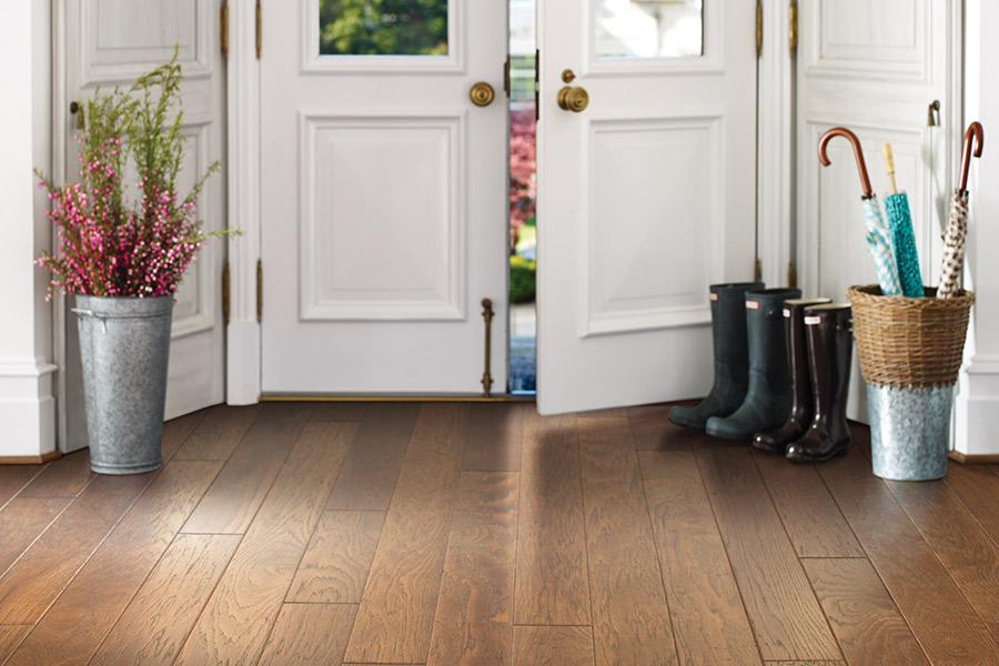 Durable wood floors in Edmond, OK from Smith Carpet & Tile Center
