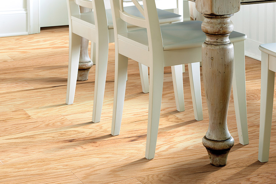 Hardwood floor installation in Longboat Key, FL from Floors and Walls of Distinction