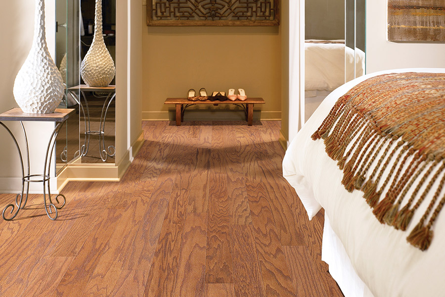 Hardwood floor installation in St Louis MO from Beseda Flooring & More