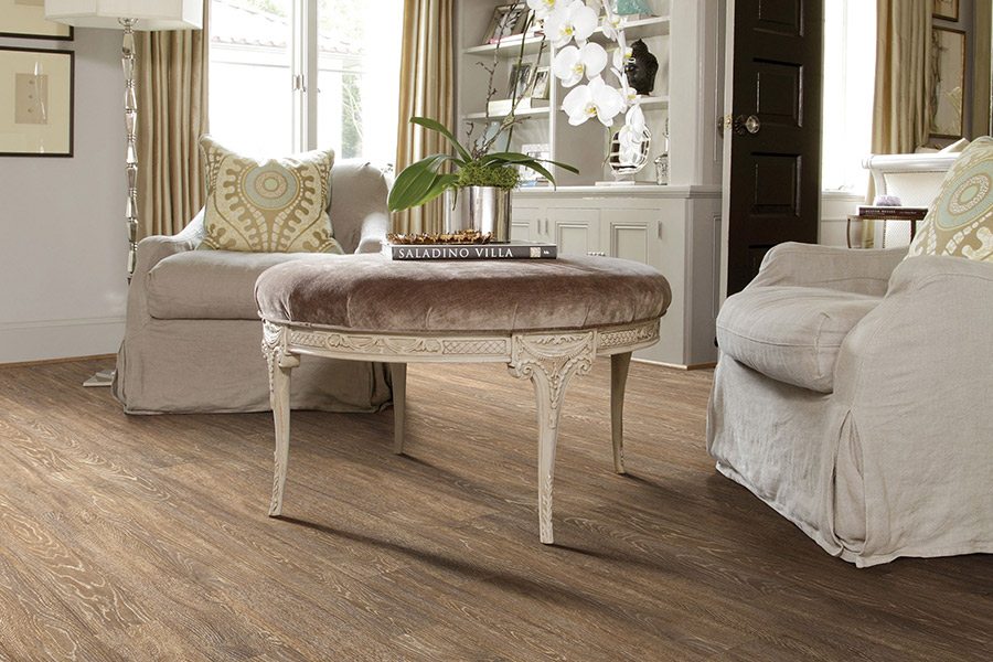 Laminate floor installation in Dallas, TX from Flooring Direct