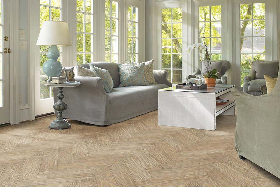 Wood look laminate flooring in McKinney, TX from Flooring Direct