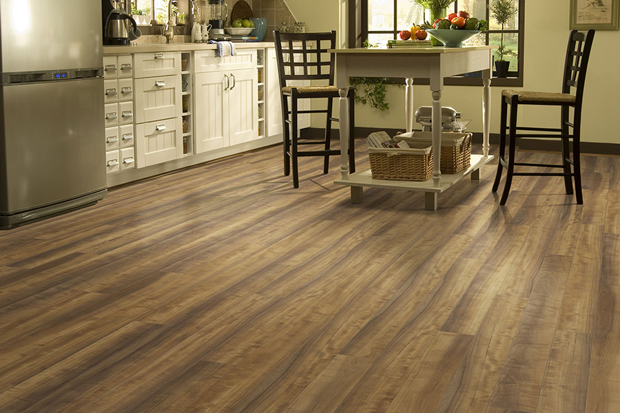 Wood look laminate flooring in Fort Myers, FL from Klare's Carpet INC.