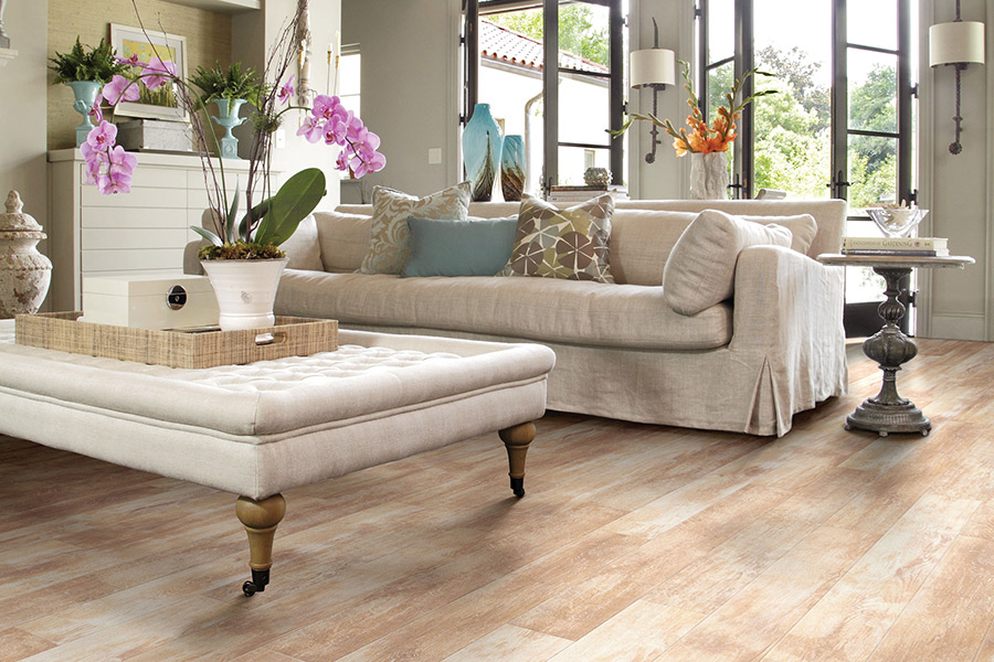 Family friendly laminate floors in Palm Desert, CA from Prestige Flooring Center