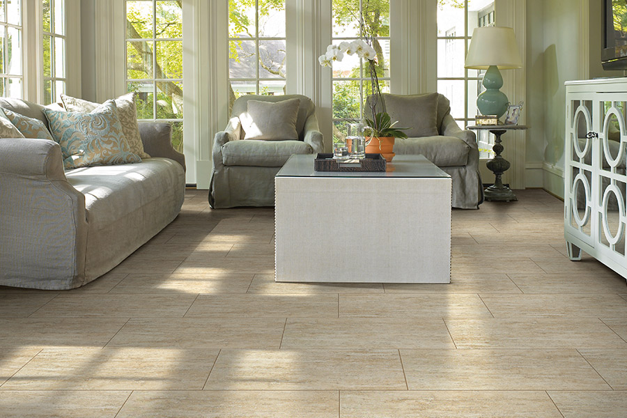 Wood look tile flooring in Port St. Joe, FL from Wakulla Carpet Brokers