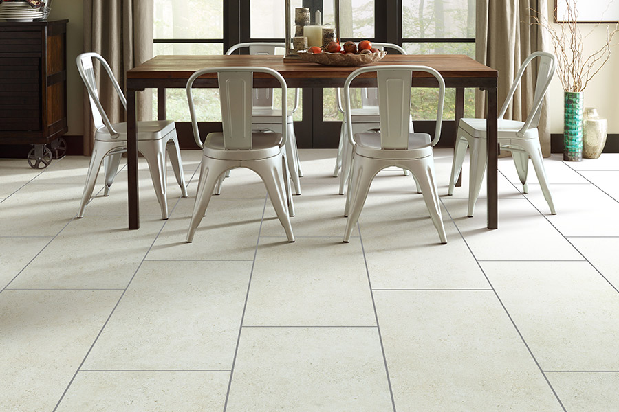 Family friendly tile flooring in Madison, CT from Westbrook Floor Covering