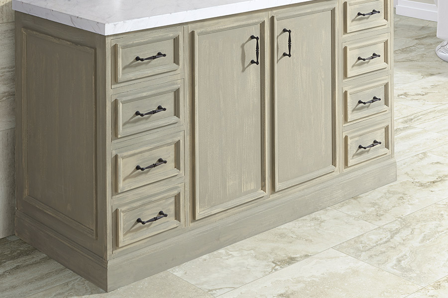 Cabinet refacing in the Atlanta area by Select Floors