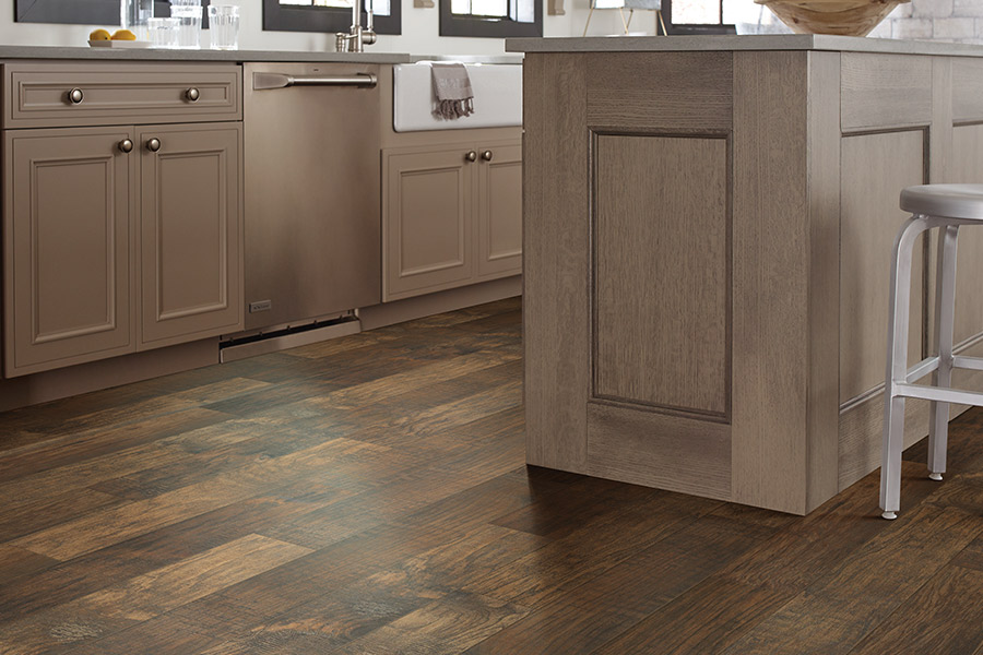 Wood look tile flooring in Indian Wells, CA from Prestige Flooring Center