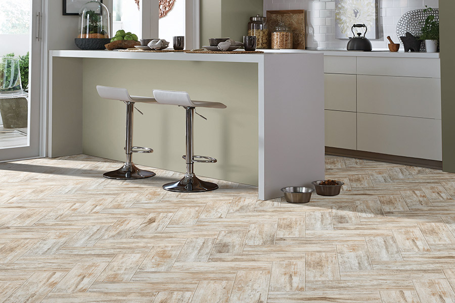The Richmond area's best tile flooring store is Costen Floors