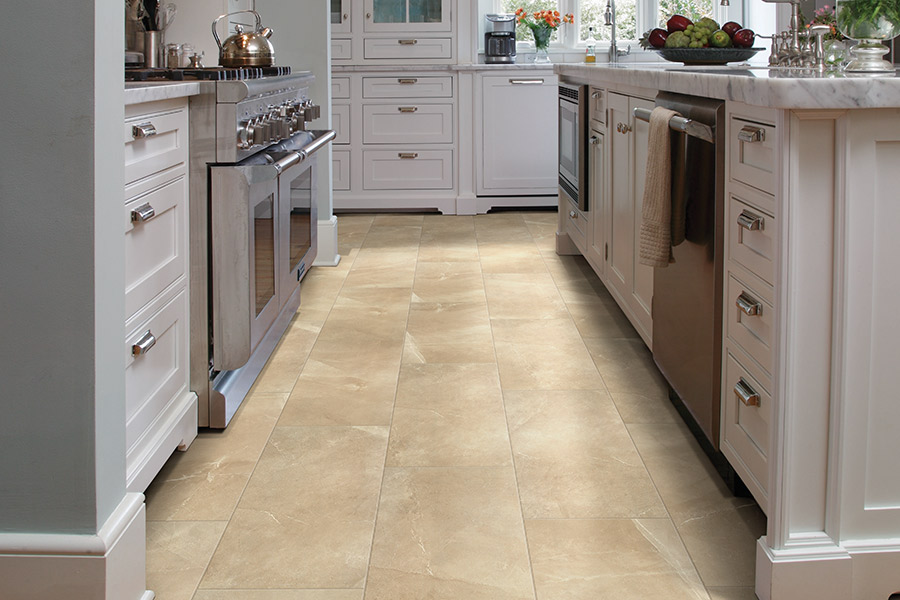 Family friendly tile flooring in Los Altos, CA from Lambert & Sons Floor Covering