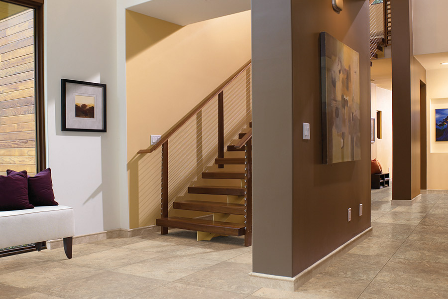 Family friendly tile flooring in Manitowoc, WI from Precision Floors & Decor