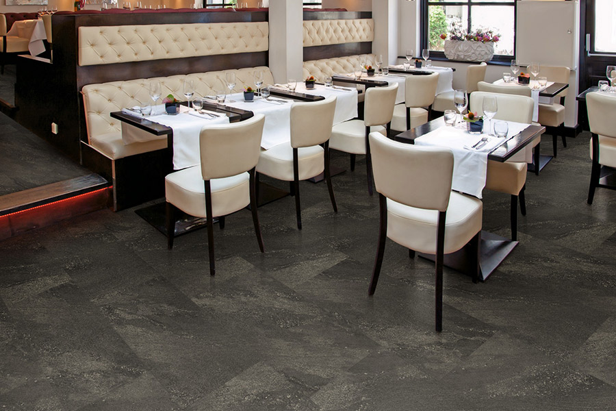 The newest trend in floors is sheet vinyl flooring in Lexington, TN from First Class Flooring