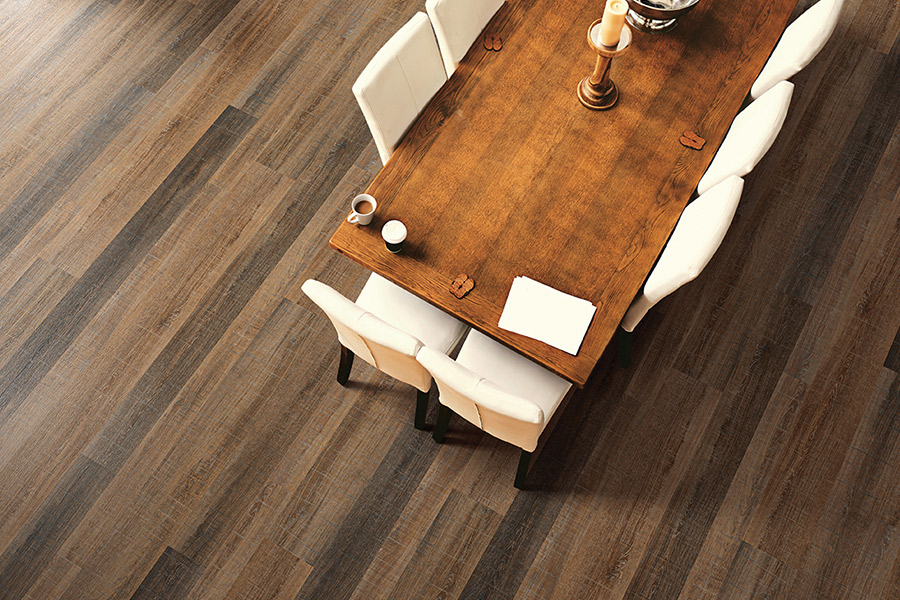 The Warren, MI area's best waterproof flooring store is Floorz4less