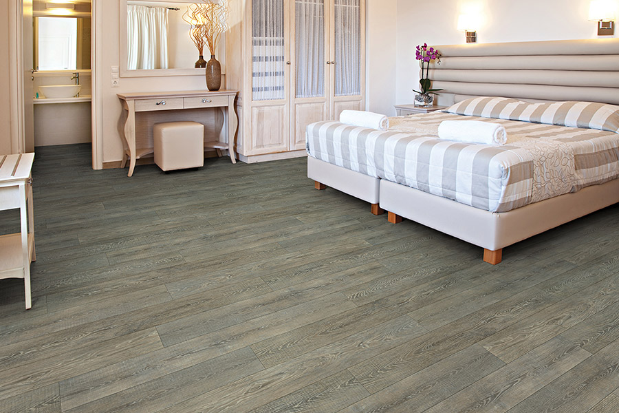Waterproof floor installation in North Las Vegas NV from Affordable Flooring & More
