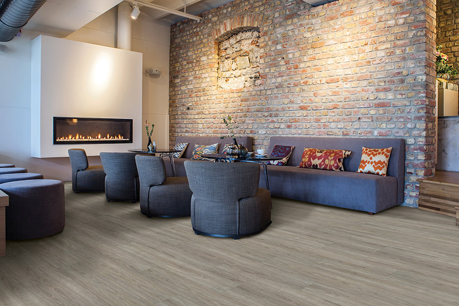 Waterproof flooring in Washington, DC from Dragon Scale Flooring