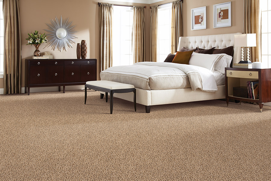 Carpet bedroom floors near Atltoona, PA at Impressive Floors