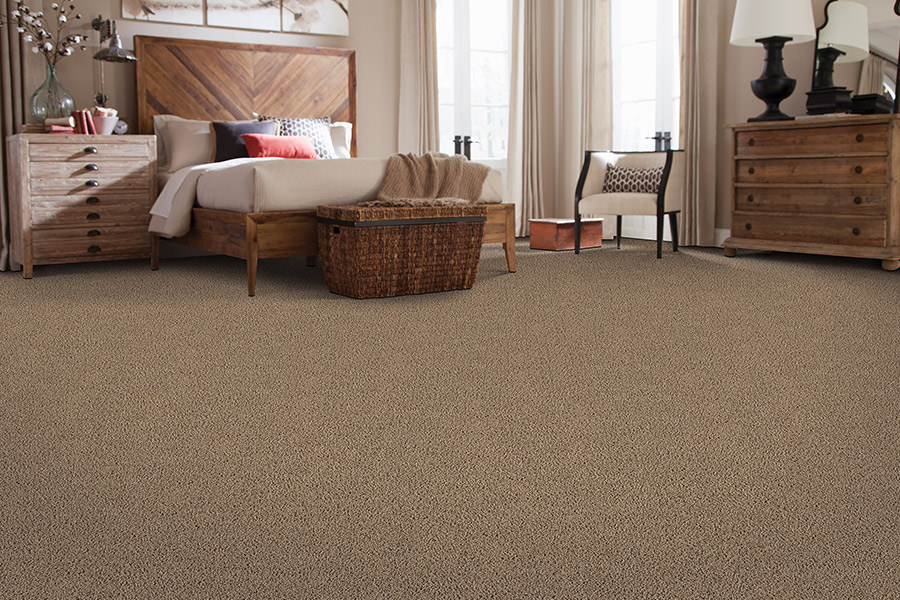 Beautiful textured carpet in San Antonio, TX from CW Floors