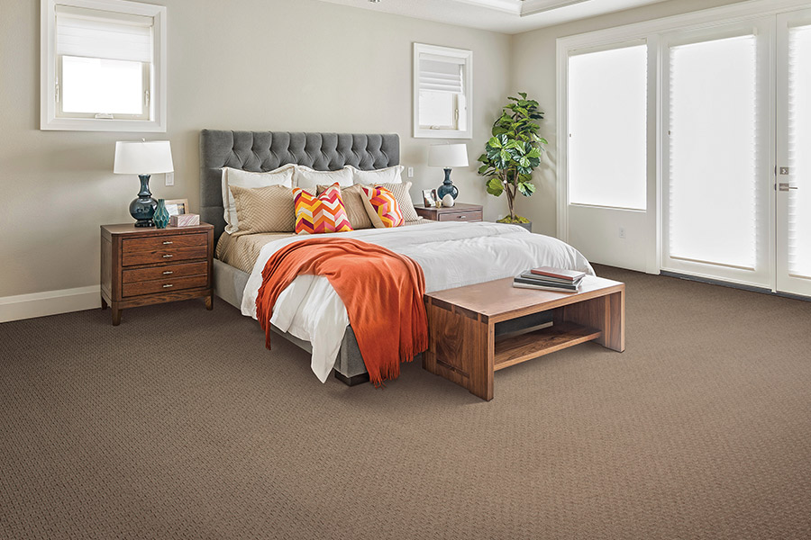 Modern carpeting in St. Louis Park, MN from zFloors by Zerorez