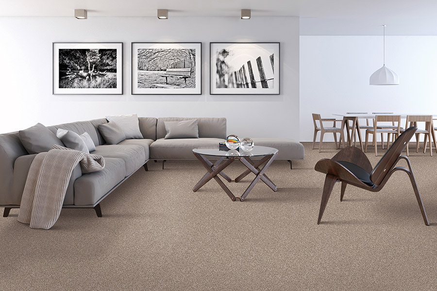 Beautiful textured carpet in Calgary AB from Westvalley Carpet & Flooring