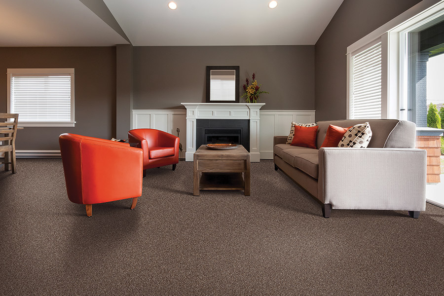 Carpet installation in Irvington, WI from Nevins Flooring