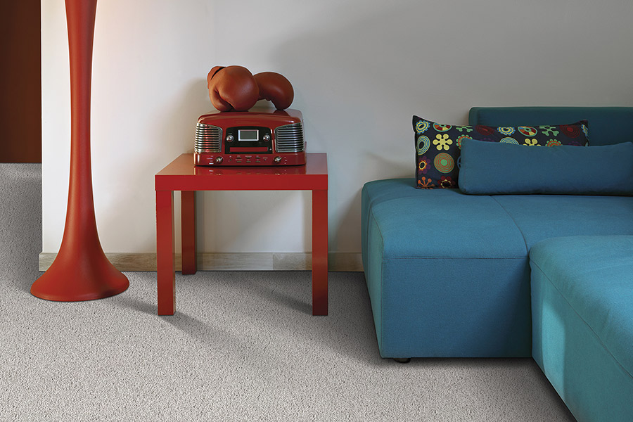 Modern carpeting in Santa Clara CA from Total Hardwood Flooring Services