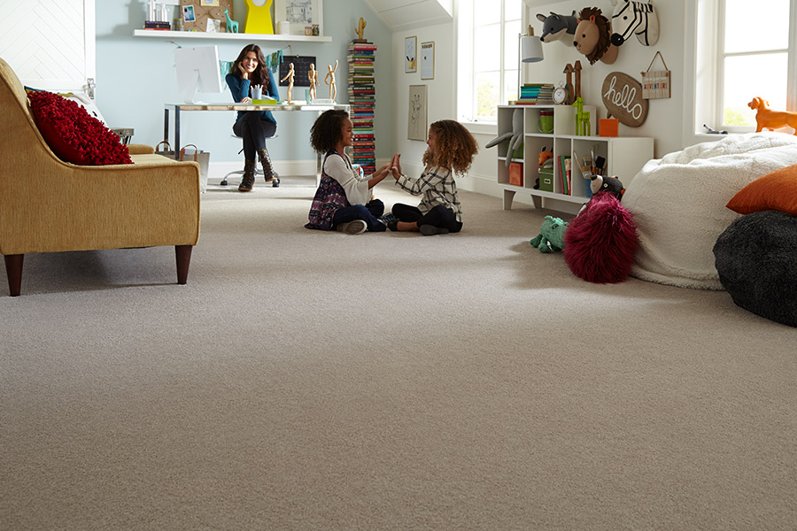 Family friendly carpet in Mobile, AL from Mainstreet Flooring & Design Inc