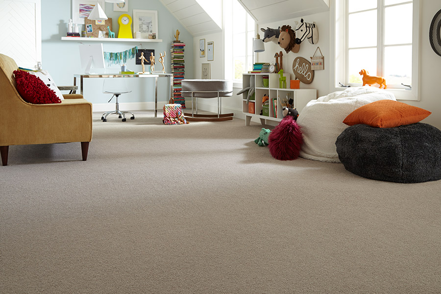 Family friendly carpet in Magnolia TX from Spring Carpets