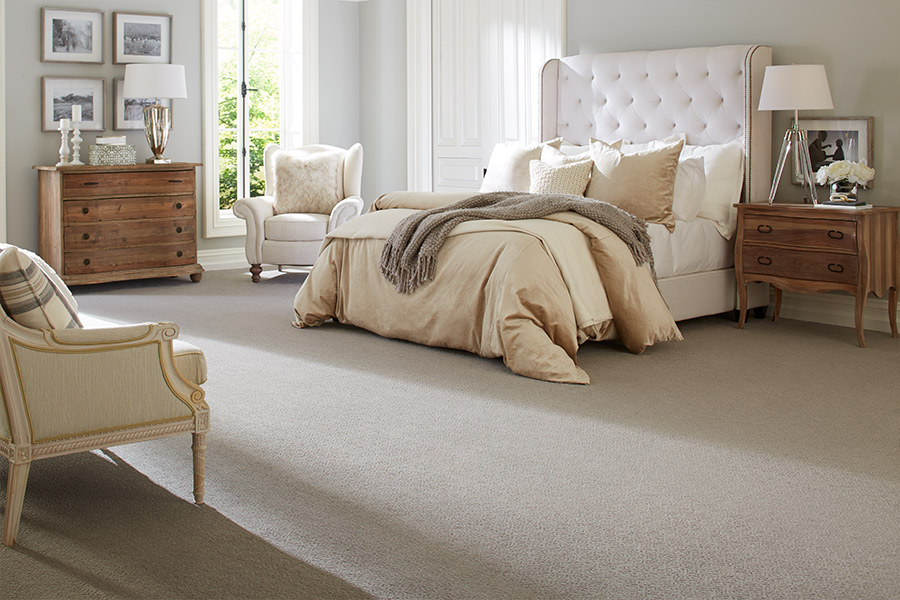 Beautiful textured carpet in Langhorne. PA from Servi-King Carpet & Flooring also known as Elegant Carpet & Flooring