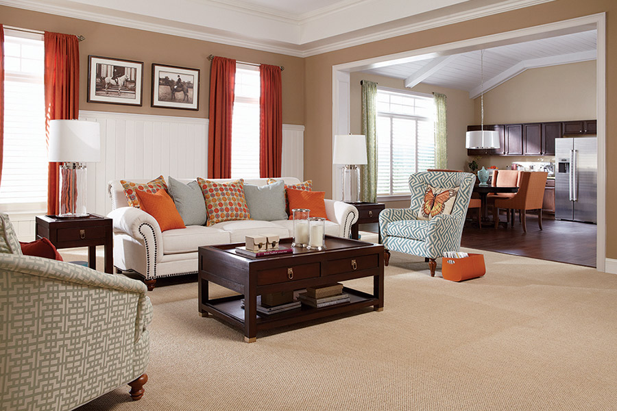 The Wauseon, OH area's best carpet store is Grieser Interiors