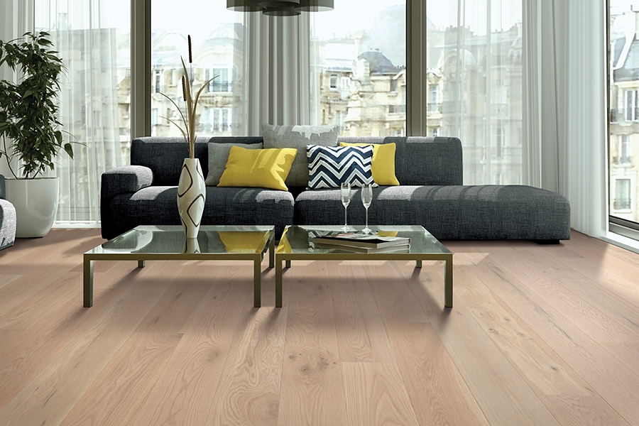 Contemporary wood flooring in Moore, OK from Urban Flooring