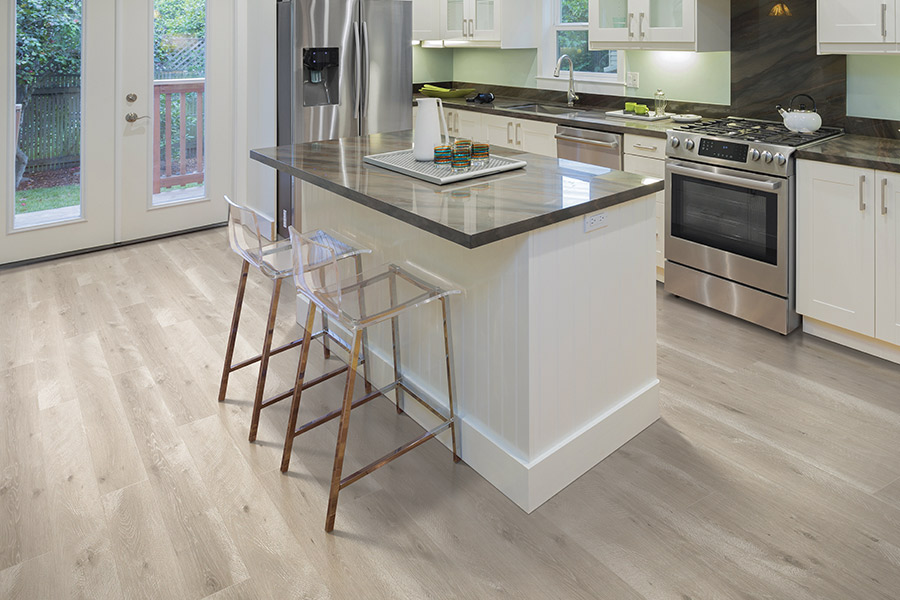 Wood look laminate flooring in Miami FL from Miami Carpet & Tile