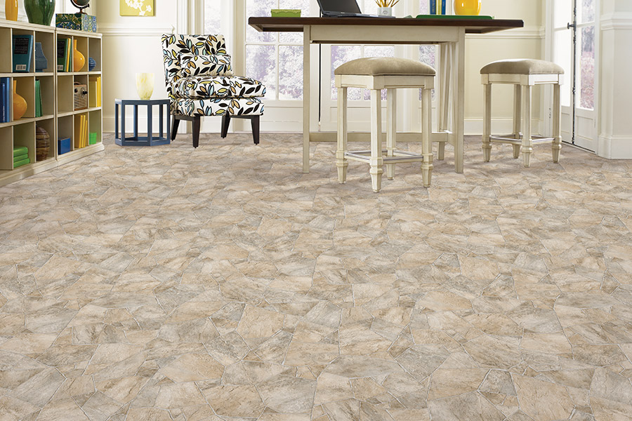 luxury vinyl floors near Needmore, PA at Impressive Floors